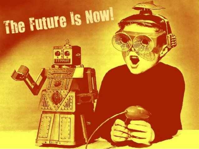 The Future Is Not Now