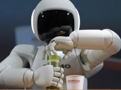 White Collar Robots