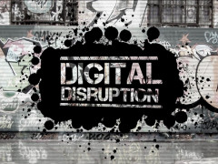 Disruption: Hack Yourself or Get Cut Down